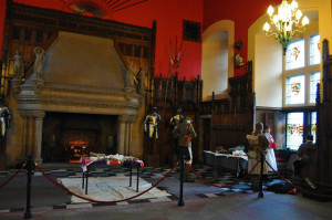 Lairds Lug_Edinburgh Great Hall