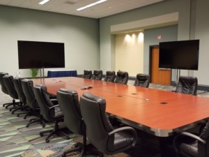 convention center boardroom needs TSCM electronic sweeps