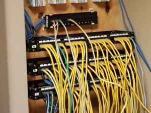 110 block wiretap inspection