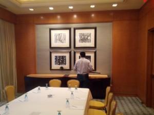 Hotel NLJD TSCM inspection