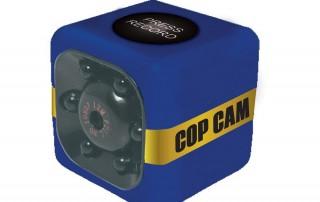 Cop Cam surveillance recorder